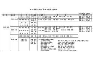 R2-R3外科医会 役員分担表のサムネイル